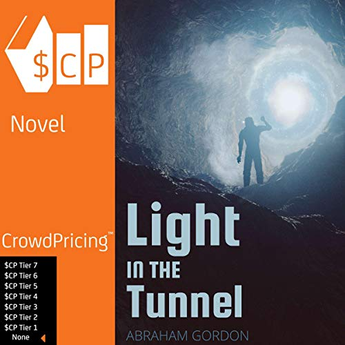 A Light in the Tunnel audiobook cover art