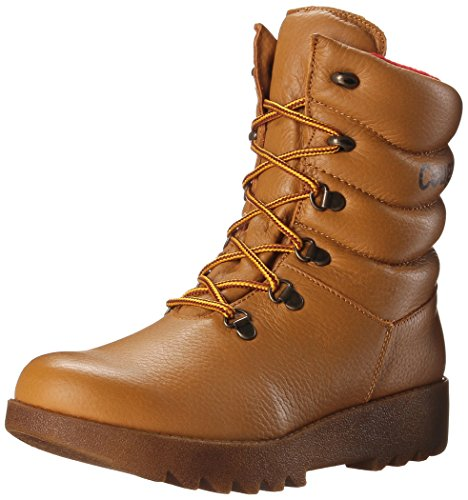 COUGAR Women's 39068 Original Waterproof Winter Boot Tan 8 Medium US