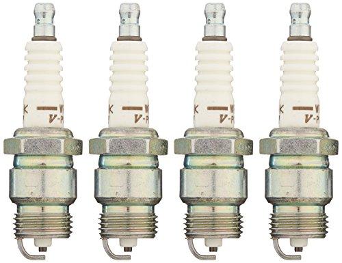 NGK (2438) WR5 Spark Plug - Pack of 4
