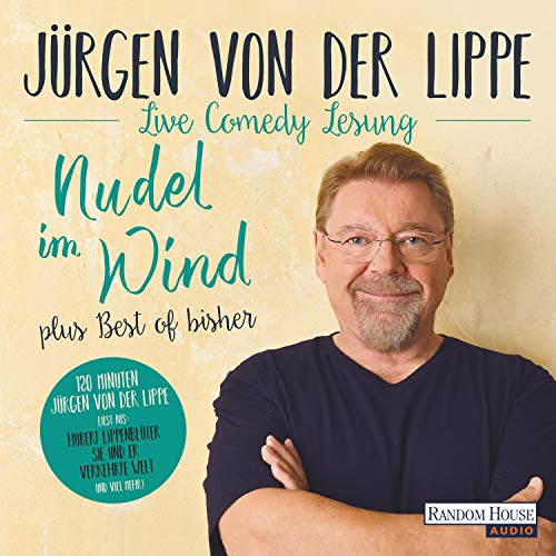 Nudel im Wind - plus Best of bisher audiobook cover art