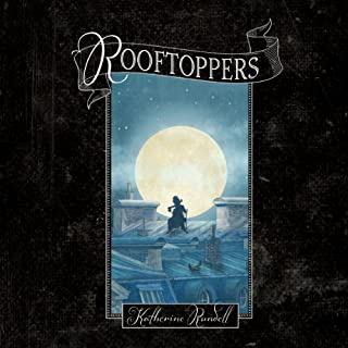 Rooftoppers audiobook cover art