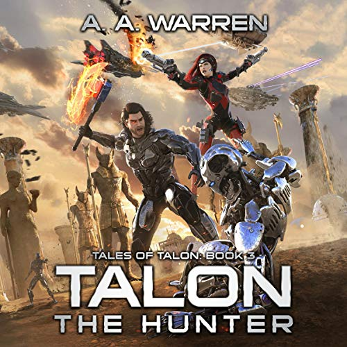 Talon the Hunter  By  cover art