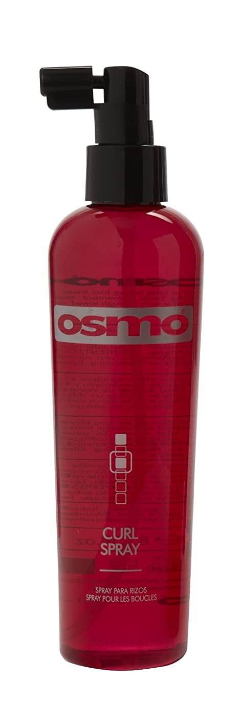 二層振る舞うバンカーOsmo Hold Factor Curl Spray 250ml / 8.5 fl.oz.