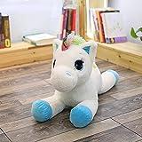 Peluche 1 Uds 40cm Juguetes de Peluche de Unicornio arcoíris, Juguetes para niños, Juguetes de Peluche de Animales, Juguetes para bebés, Regalos, decoración del hogar