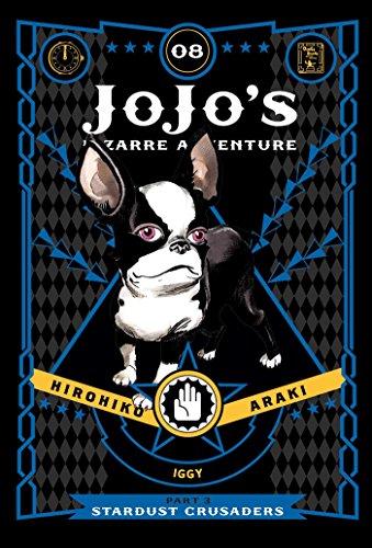 JoJo's Bizarre Adventure: Part 3 - Stardust Crusaders, Vol. 8: Volume 8