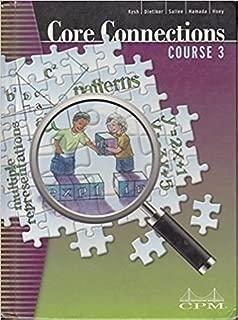 Core Connections course 3