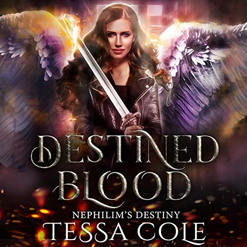 Destined Blood audiobook cover art