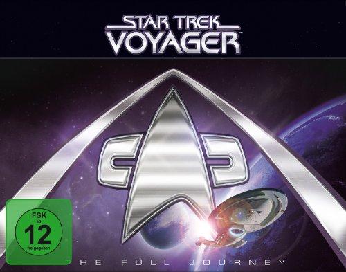 Star Trek - Raumschiff Voyager: The Full Journey (48 DVDs)