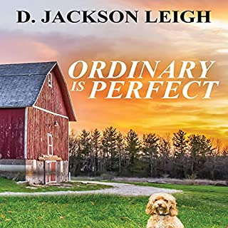 Ordinary Is Perfect audiobook cover art