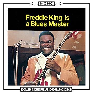 Freddie King Is A Blues Master (Mono)
