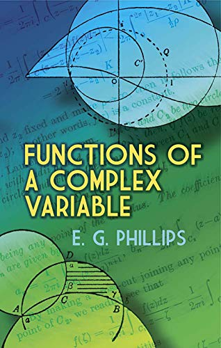 Functions of a Complex Variable (Dover Books on Mathematics)