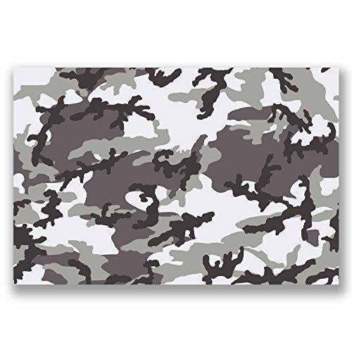 A4 Sheet Camo Sticker Bomb Vinyl Wrap Car Bike Laptop Army Camouflage Cool #9691 (A4 (30cm x 20cm))