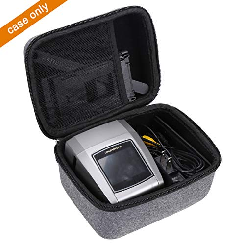 Buy Discount Aproca Hard Carry Travel Case for Magnasonic All-in-One High Resolution 22MP Film Scann...