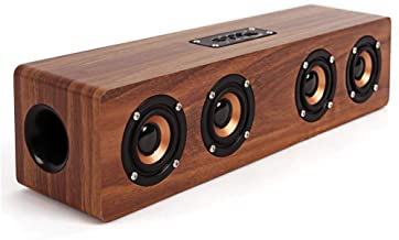 SEVIZ Four Retro Wireless Bluetooth Speaker, 40W Stereo...
