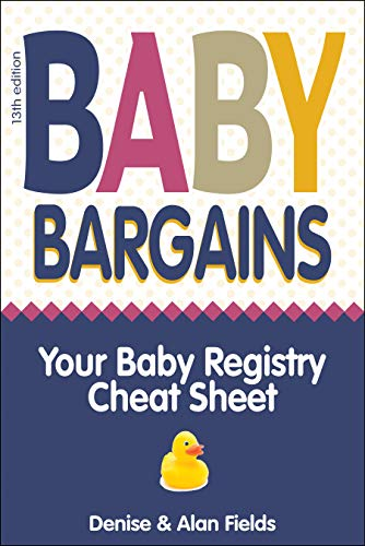 Baby Bargains: Your Baby Registry Cheat Sheet! Honest