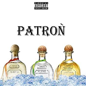 Patron (feat. Velly Rock & Sdotd)