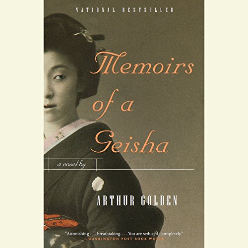 Page de couverture de Memoirs of a Geisha