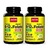 Jarrow Formulas Methyl B-12 & Methyl Folate -...