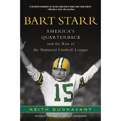 America's Quarterback     Bart Starr and the Rise of the National Football League              By:                                                                                                                                 Keith Dunnavant                               Narrated by:                                                                                                                                 Jay Snyder                      Length: 13 hrs and 7 mins     15 ratings     Overall 4.5