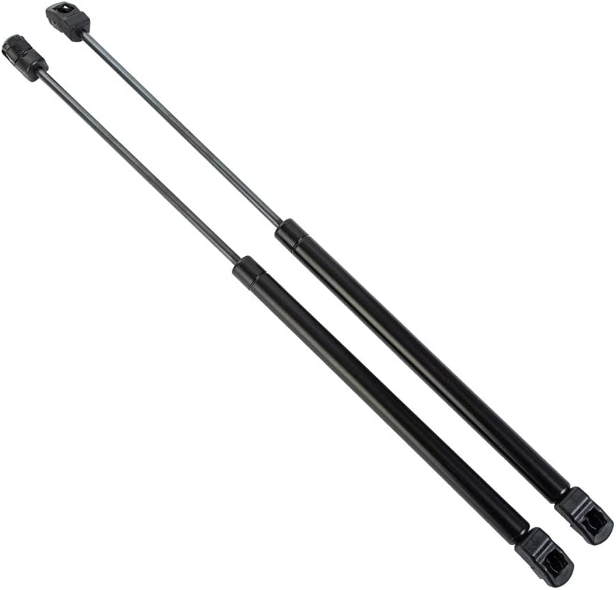 FKERYE 1 Now on sale Max 87% OFF Pair Gas Spring Charged Supports Arm Shoc Lift Rod Prop