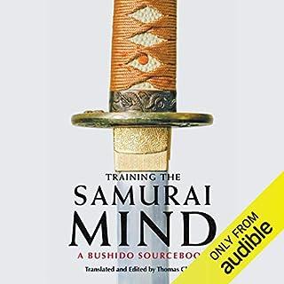 Training the Samurai Mind audiobook cover art