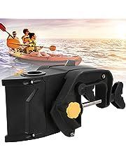 Alomejor Motor Stent Soportes de Motor Fuera de borda Servicio Pesado fueraborda Marina Soporte Auxiliar de Motor para Barco
