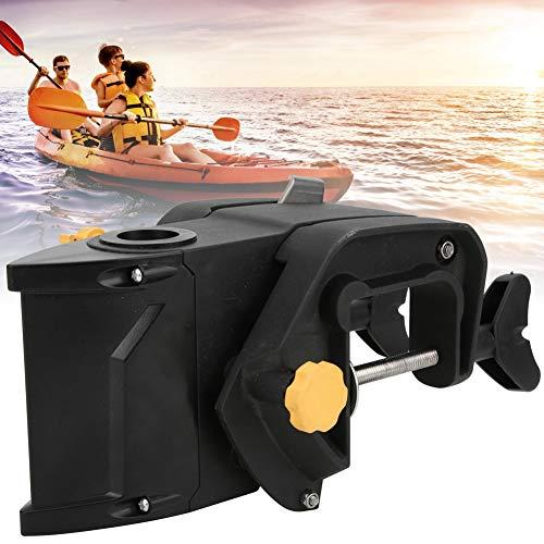 Alomejor Motorhalterungen Motor Stent Außenborder Elektrisch Trolling Motor Stent Heavy Duty Marine Außenborder Hilfsboot Motorhalterung Ständer