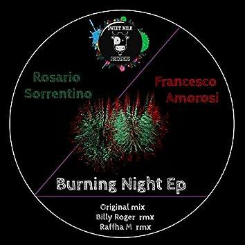 Burning Night EP