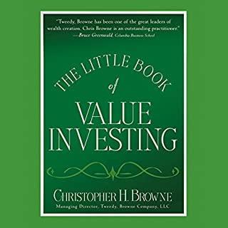 The Little Book of Value Investing cover art