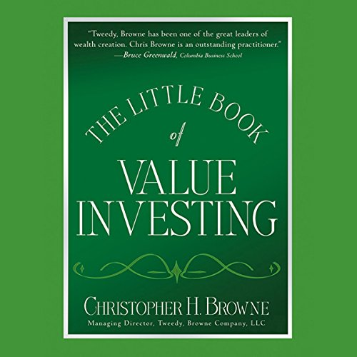 The Little Book of Value Investing audiobook cover art