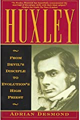 Huxley: From Devil's Disciple To Evolution's High Priest Capa comum