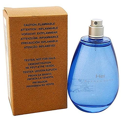 Hei By: Alfred Sung 3.4 oz EDT, Men'sPlain Box ~Free Gift With Order~