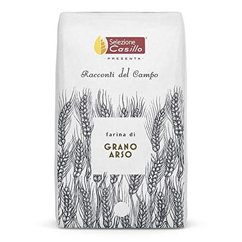 Farina di grano arso Racconti del Campo 500g - Selezione Casillo
