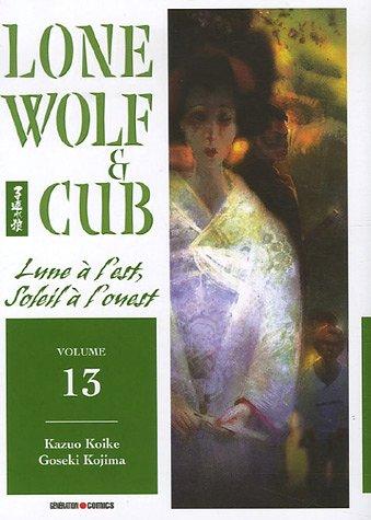 Lone Wolf & Cub, Tome 13 : (Génération Comics)