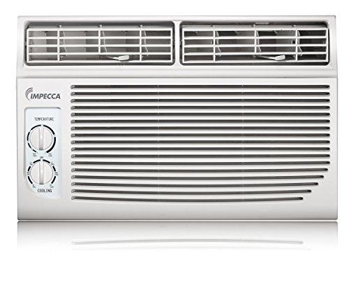 Impecca 8,000 BTU/h Mechanical Control Mini Window Air Conditioner