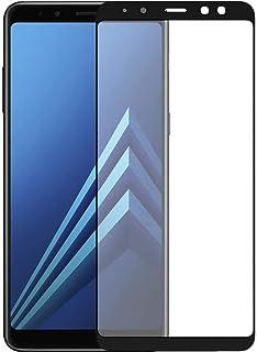 شاشة حماية بدرجة امالة 5 لموبايل سامسونج جالاكسي A8 بلس 2018