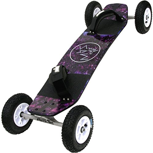 MBS Colt 90 Mountainboard, Purple