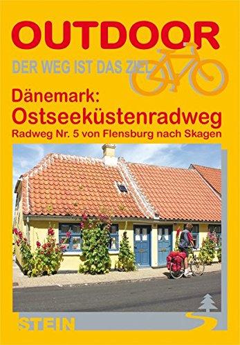 Preisvergleich Produktbild Dänemark: Ostseeküstenradweg von Flensburg nach Skagen (OutdoorHandbuch)