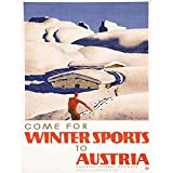Wee Blue Coo Travel Tourism Winter Sport Austria Alpine Ski