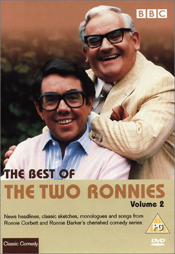 The Two Ronnies - The Best Of The Two Ronnies - Vol. 2
