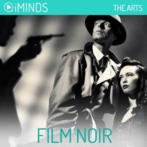Film Noir audiobook cover art