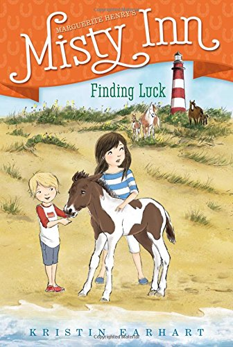 Finding Luck (Volume 4) (Marguerite Henry's Misty Inn, Band 4)