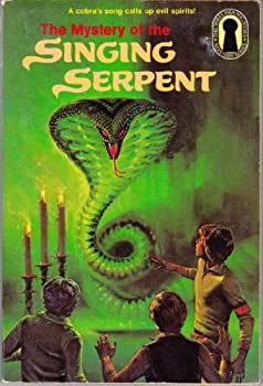 The Mystery of the Singing Serpent - Book #17 of the Alfred Hitchcock and The Three Investigators