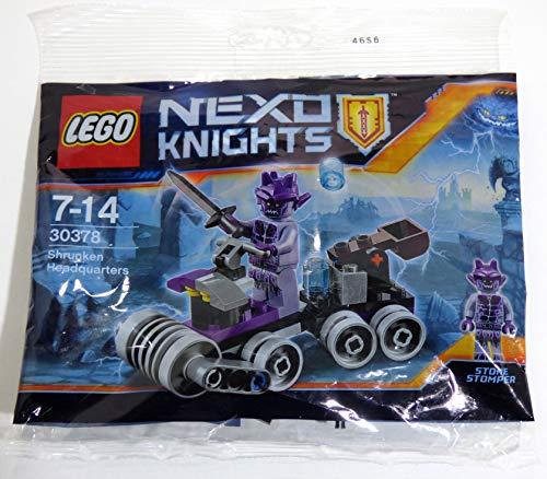 Lego Nexo Knights Shrunken Headquarters - 30378