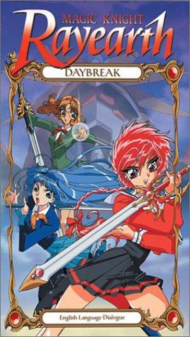 Magic Knight Rayearth: Daybreak [VHS]