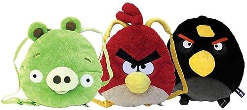 Angry Birds DiPour des hommesional sac à dos - noir Bird
