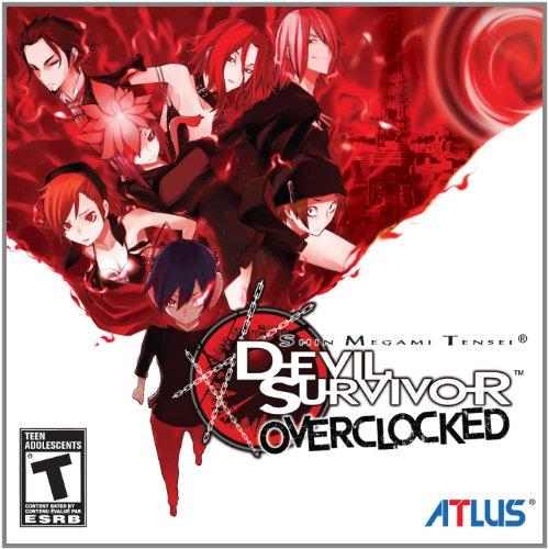 Shin Megami Tensei: Devil Survivor Overclocked - Nintendo 3DS