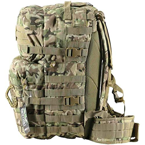 MTP Bergen, Backpack 40L, Multicam Medium Molle Assult Cadet,Army, T.A. (Genuine Multicam)