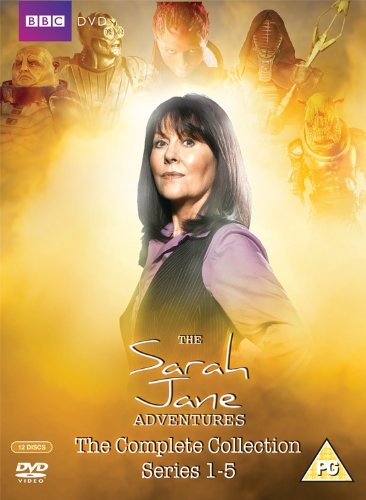 The Sarah Jane Adventures - Series 1-5 [12 DVD Box Set] [UK Import]