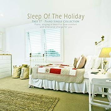 Sleep Of The Holiday